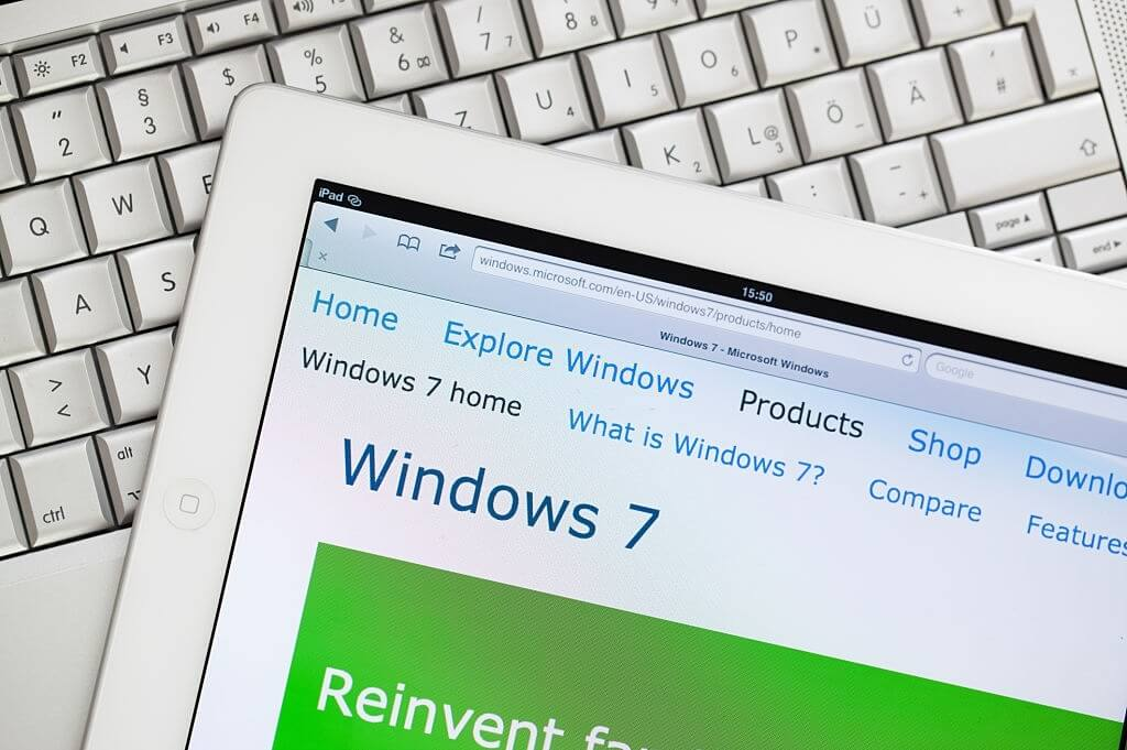 Features of Windows 7
