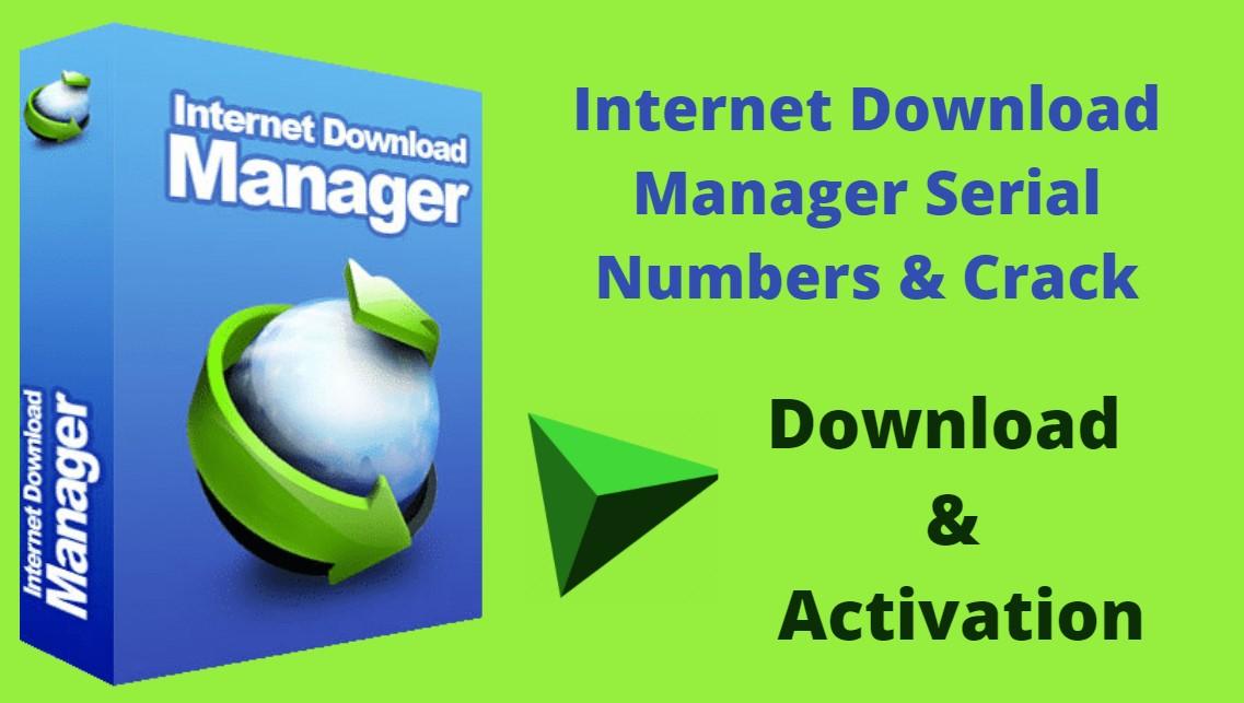 Internet Download Manager Serial Number