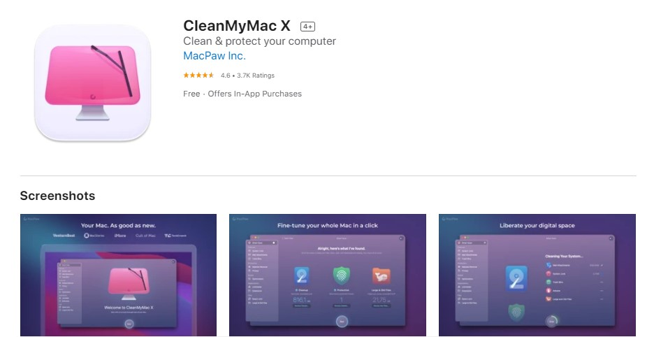 CleanMyMac X || Best Apps on Mac
