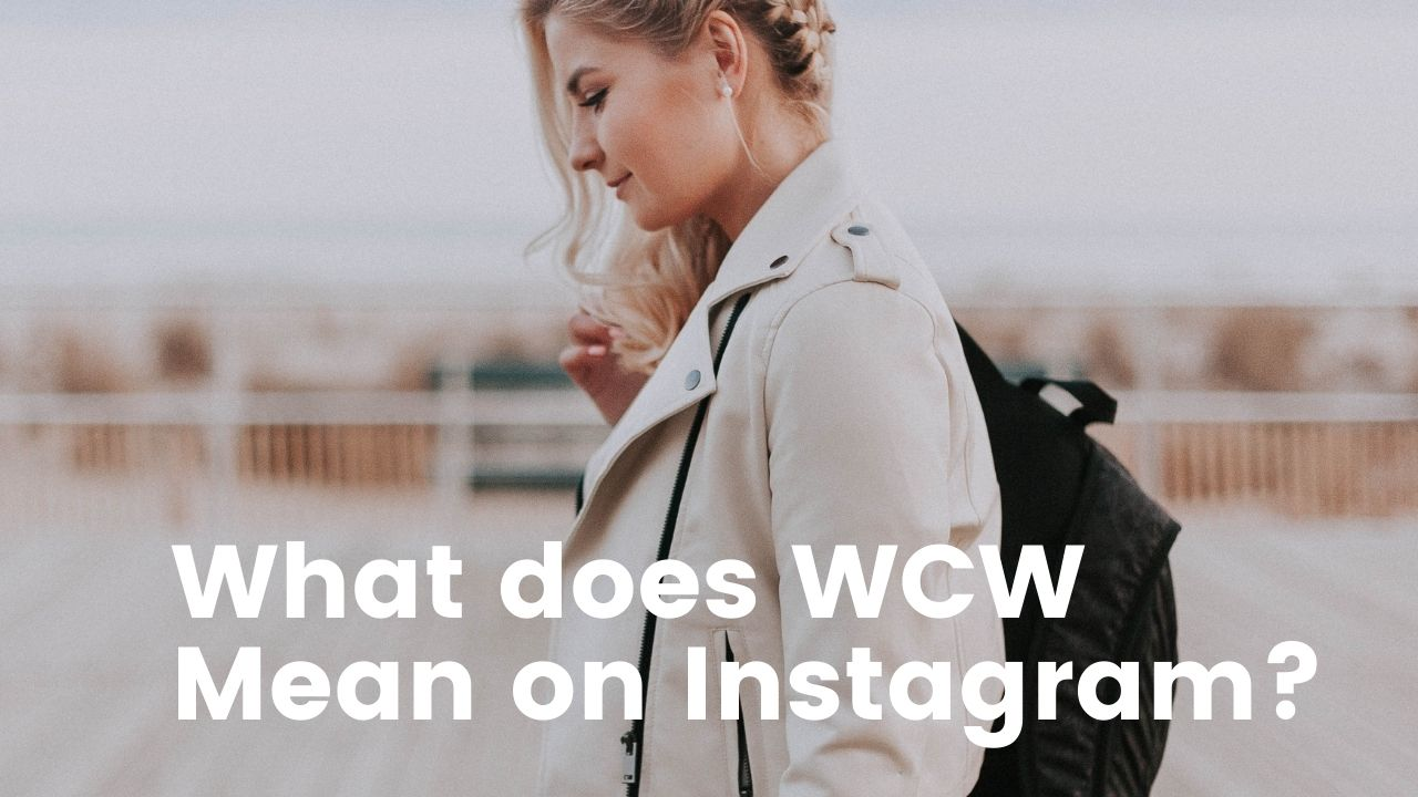 What does WCW Mean